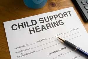 child support court